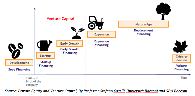 Private Equity and VC