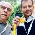 Davor Baljak, CTO and Marin Curkovic, CEO of AdScanner