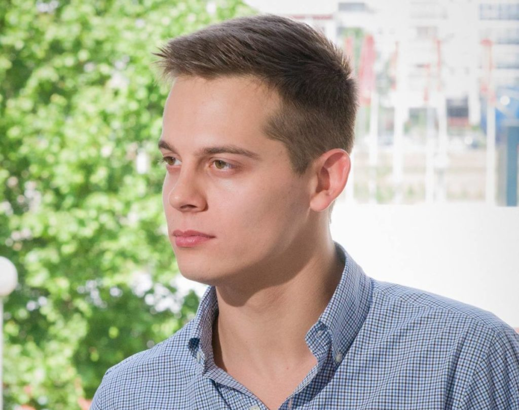 Ivan Petrovic, CEO and Founder of WorkPuls